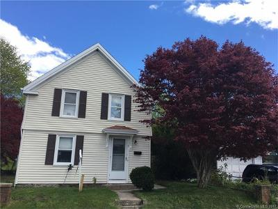 Stonington Single Family Home For Sale: 5 Thompson St.