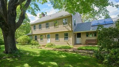 Stonington Single Family Home For Sale: 10 Osprey Lane