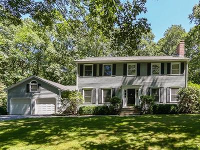 Old Lyme Single Family Home For Sale: 8 Hawthorne Road