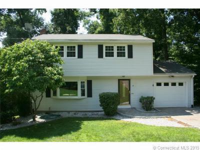 Vernon Single Family Home For Sale: 79 Evergreen Road