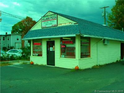 Plainville Commercial For Sale: 142 East Street