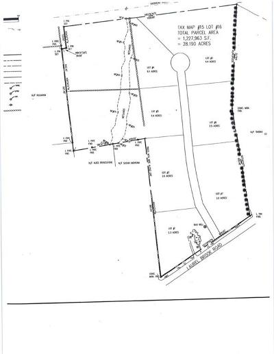 Middlefield Residential Lots & Land For Sale: 104 Laurel Brook Road