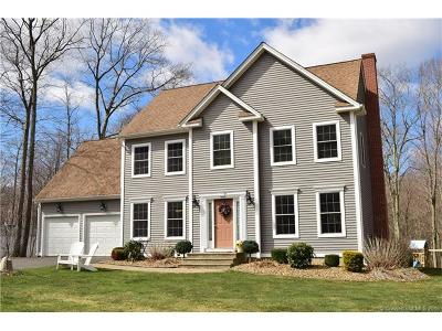 Willington Single Family Home For Sale: 3 Angela Lane