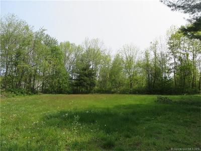 Tolland County, Windham County Residential Lots & Land For Sale: Lot 15 Loyola Road