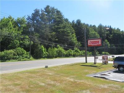 Tolland County, Windham County Residential Lots & Land For Sale: 25 West Stafford Road