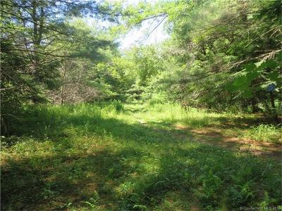 Tolland County, Windham County Residential Lots & Land For Sale: 25a W. Stafford Road