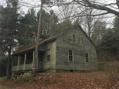 Putnam Single Family Home For Sale: 340 Sabin Street