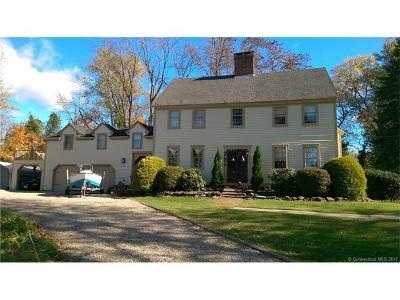 Wethersfield Single Family Home For Sale: 538 Main Street