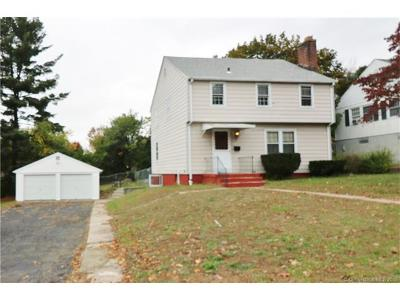 Wallingford Single Family Home For Sale: 88 High Street