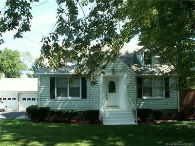 Bolton Single Family Home For Sale: 11 Tolland Road