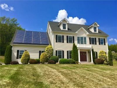 Middletown Single Family Home For Sale: 833 Millbrook Road