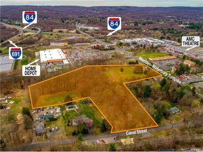 Southington Residential Lots & Land For Sale: 1762 Meriden Waterbury Turnpike