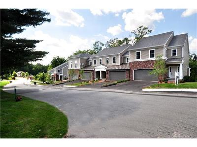 Simsbury Condo/Townhouse For Sale: 6a Mill Lane #6A
