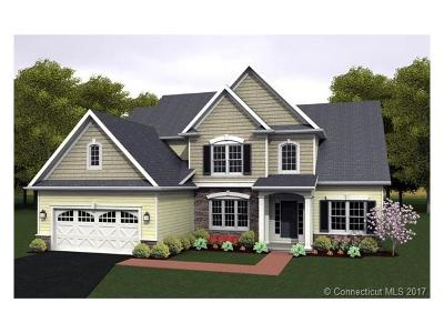 New Hartford Single Family Home For Sale: Lot 2 Evergreen Crossing