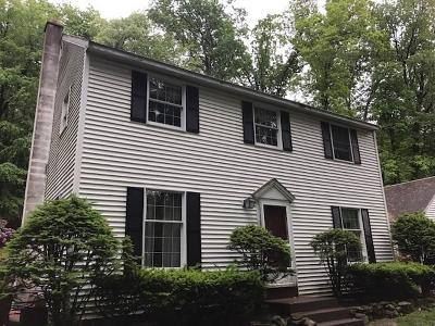 East Granby Single Family Home For Sale: 142 Newgate Road
