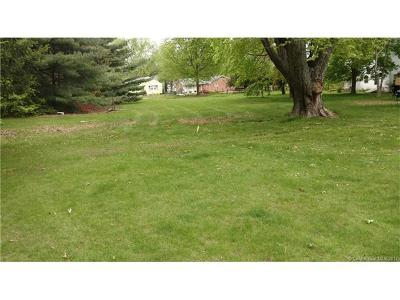 Wethersfield Residential Lots & Land For Sale: 117 Maple