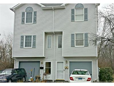 New Britain Condo/Townhouse For Sale: 16 Cidermill Court #16