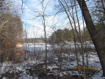 Tolland County, Windham County Residential Lots & Land For Sale: Lot 13e Lebanon Hill Road