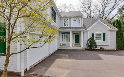 Cromwell Single Family Home For Sale: 2 Upper Heatherwood