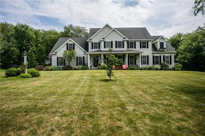 Plymouth Single Family Home For Sale: 396 North Street
