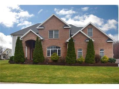 Cromwell Single Family Home For Sale: 26 Senator Drive