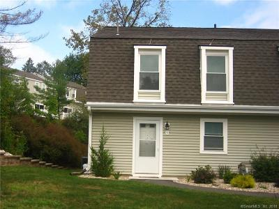 New Britain Condo/Townhouse For Sale: 165 Brittany Farms Road #A