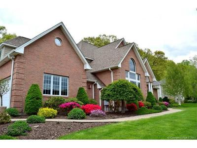 Cromwell Single Family Home For Sale: 5 River Park Drive