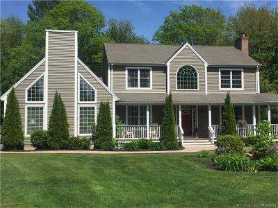 Torrington Single Family Home For Sale: 130 Babbling Brook Road