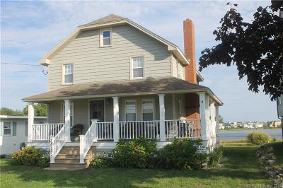 Groton Single Family Home For Sale: 35 Beach Road