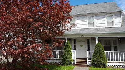 West Hartford Single Family Home For Sale: 1178 New Britain Avenue