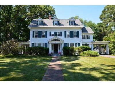Manchester Single Family Home For Sale: 63 Henry Street