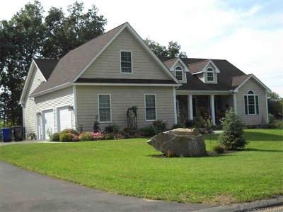 Somers Single Family Home For Sale: 228 Durkee Road