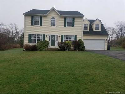 Torrington Single Family Home For Sale: 314 Red Oak Hill