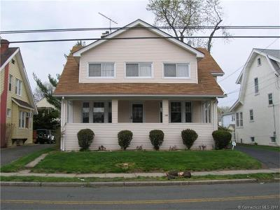 Hartford Single Family Home For Sale: 188 Brown Street
