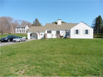 Clinton Single Family Home For Sale: 54 Waterside Lane