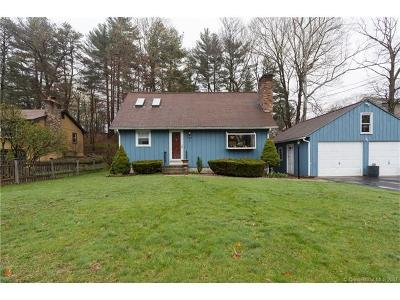 East Granby Single Family Home For Sale: 5 Russelton Avenue