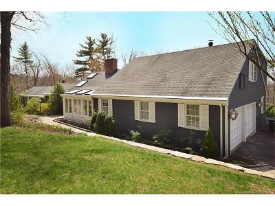 Farmington Single Family Home For Sale: 164 Talcott Notch Road