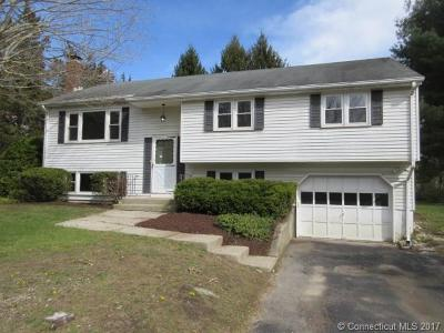 Groton Single Family Home For Sale: 398 Judson Ave