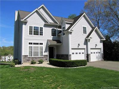 Cromwell Single Family Home For Sale: 70 Willowbrook Road