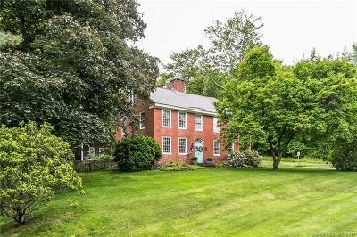Cromwell Single Family Home For Sale: 93 Shunpike Road