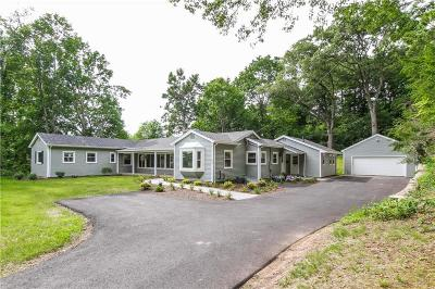 Manchester Single Family Home For Sale: 53 Waranoke Road