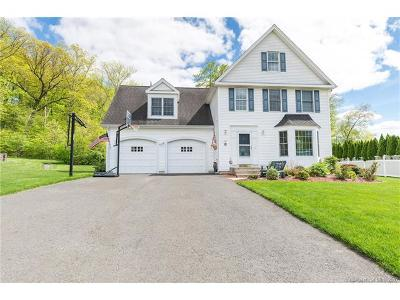 Cromwell Single Family Home For Sale: 4 Summer Wind