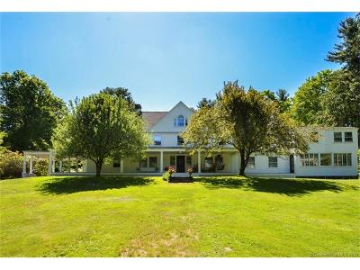 Farmington Single Family Home For Sale: 31 Main Street