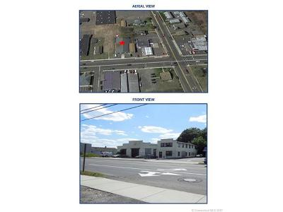Plainville Commercial For Sale: 87 Whiting Street