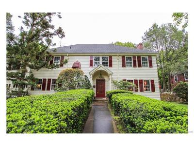 West Hartford Single Family Home For Sale: 26 Concord Street