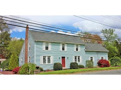 Somers Single Family Home For Sale: 491 Main Street