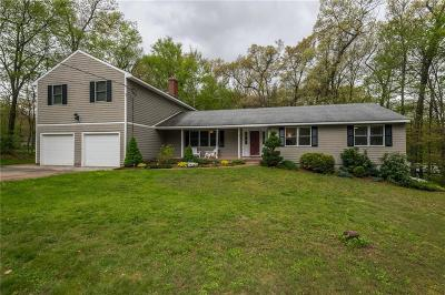 Bolton Single Family Home For Sale: 14 Laurwood Drive