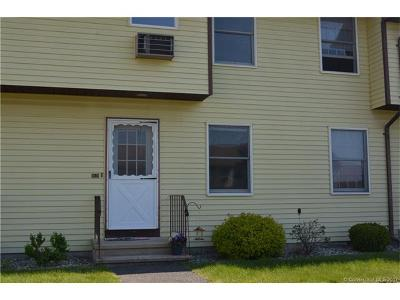 Tolland County, Windham County Condo/Townhouse For Sale: 268 Hartford Turnpike #D3