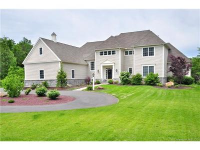Simsbury Single Family Home For Sale: 5 Lucy Way