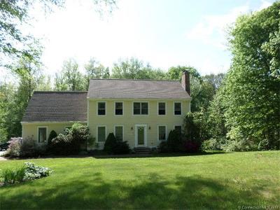 Marlborough Single Family Home For Sale: 42 Sherwood Lane